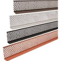 Profiles de ventilation PVC blanc 30*30 mm*2,50 m (20 pc/50 ml)