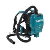 Aspirateur MAKITA DVC260ZX 36 V (2 x 18V) Li-ion 62 mbar (machine nue)