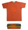 T-Shirt Dike Tidy Couleur Tomate Taille Homme S